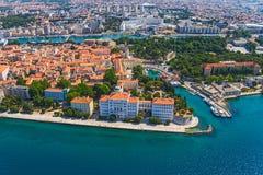 Zadar Royaltyfria Bilder
