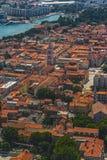 Zadar Arkivbild