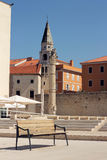 Zadar Fotos de archivo libres de regalías