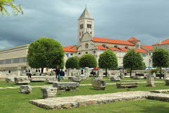 Zadar imagens de stock