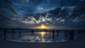 Zadar Stockfoto