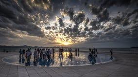 Zadar Fotografering för Bildbyråer