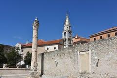 Zadar fotos de archivo