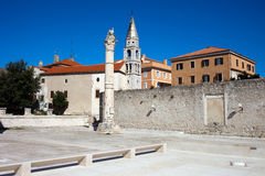 Zadar Architecture Stock Photos