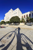 Zadar-Architektur lizenzfreie stockbilder