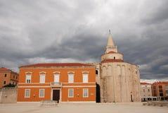 Zadar centre Royalty Free Stock Photos
