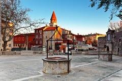Zadar Chorwacja Zdjęcia Stock