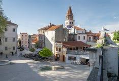 Zadar, Chorwacja obraz stock