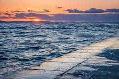 Zadar, Chorwacja fotografia stock