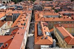 Zadar city, Croatia Stock Photo