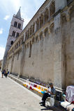 Zadar. Crafts Royalty Free Stock Image