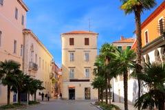 Zadar, Croatia Stock Photo