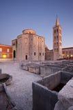 Zadar, Croatia Royalty Free Stock Photography