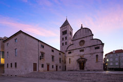 Zadar, Croatia Fotografia Stock