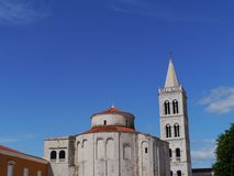 Zadar in Croatia Royalty Free Stock Image