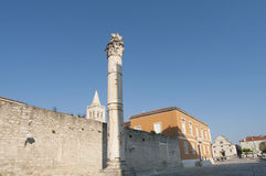 Zadar Croatia Royalty Free Stock Photo