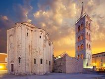 Zadar. Croatia. Royalty Free Stock Photography