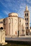 Zadar. Croatia. Royalty Free Stock Photo