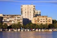 Zadar en Croatie Photographie stock libre de droits