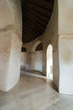 Zadar. Interior of the Church. Interior of the church of St Donat in Zadar, Croatia Stock Photography