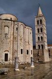 Zadar (Kroatië) royalty-vrije stock foto