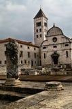 Zadar (Kroatië) royalty-vrije stock foto's
