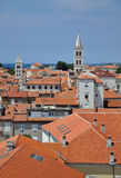 Zadar, Kroatië Royalty-vrije Stock Foto