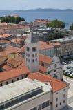 Zadar, Kroatië Royalty-vrije Stock Afbeelding