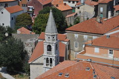 Zadar, Kroatië Royalty-vrije Stock Foto's