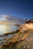 Zadar. Kroatien. royaltyfri foto