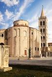 Zadar kroatien lizenzfreie stockfotografie