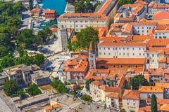 Zadar Royaltyfri Fotografi
