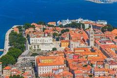 Zadar Royaltyfri Bild