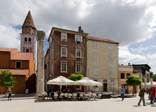 Zadar. Old Town Royalty Free Stock Image