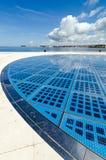 Zadar. Solar Panel. Blue wide photovoltaic solar panel against sky Zadar Croatia Royalty Free Stock Image