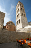Zadar summer cityscape Royalty Free Stock Photography