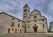 Zadar SV Marija Lizenzfreie Stockfotos