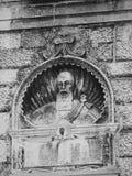 Zadar, vijf, Kroatische putten, mooie gezichten, steen, putten, meningen, centrum, Zadar, Kroatië royalty-vrije stock fotografie