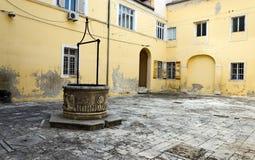 Zadar. Water Well. Water Well From Zadar, Croatia Stock Photo