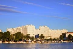 Zadar Waterfront Stock Photography
