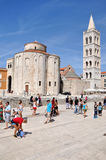 Zadarstad, Kroatië Royalty-vrije Stock Afbeeldingen
