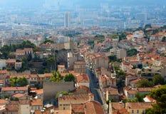 Zadasza Marseille Zdjęcia Stock
