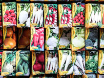 Zaden Stock Fotografie