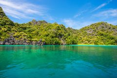 Zadetkyi island is the most coral abundant shallow in Myanmar. Burma stock images