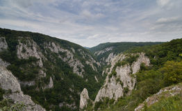 Zadielska valley, Slovakia Stock Photos