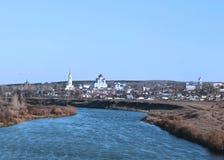 Zadonsk Stock Photo