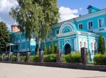 Fraternal housing complex Zadonskiy Mother of God Monastery, Zadonsk stock image