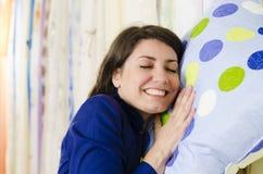 Zadowolony klient obrazy royalty free