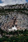 Zadziwiać Ostrog monaster, Montenegro obrazy stock