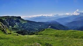Zadziwiać Kaukaz Obraz Stock